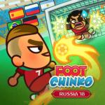 Pé Chinko Copa Do Mundo