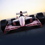Grand Prix Hero Corrida com bastante Velocidade