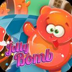 Jelly Bomb suas mesas de cozinha com gotas