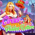 Circo Letras Escondidas